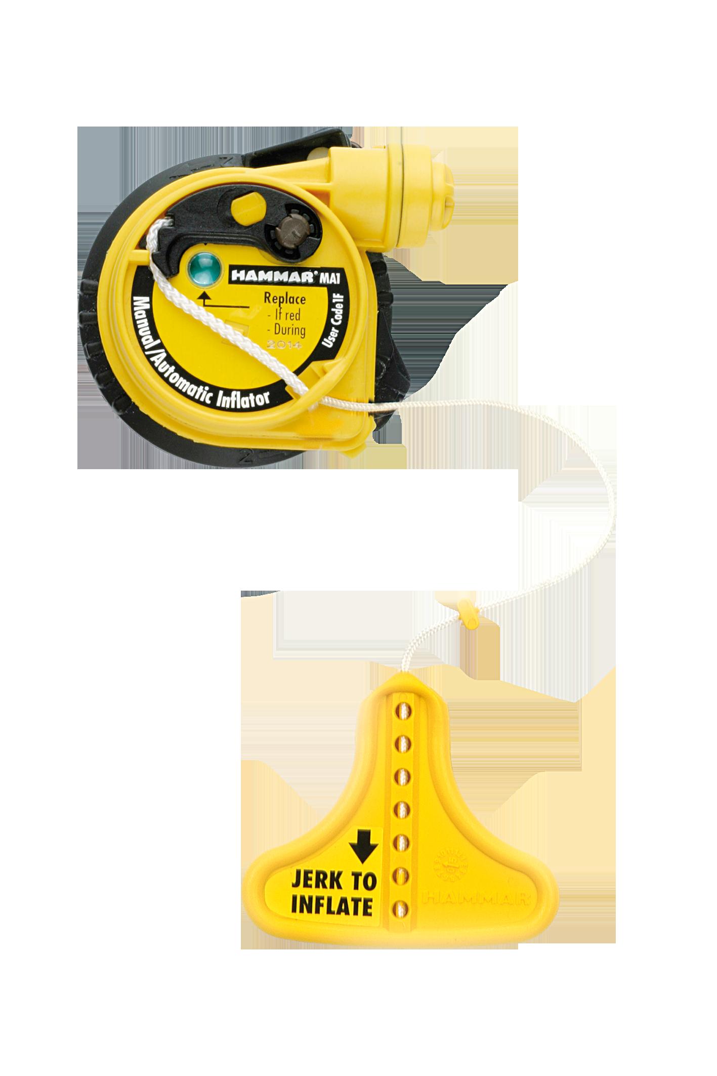 Hammar MA1/ EC Hydrostatic Single Point Indicator Auto